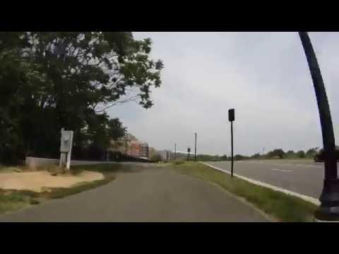 Lets Bike the Potomac Yard Trail (Alexandria, VA)