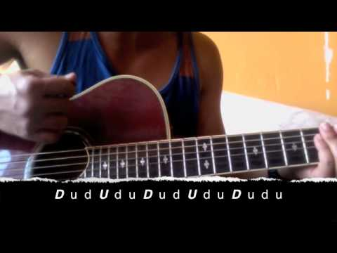 How To Play Blurry By Puddle Of Mudd On The Guitar Part 1