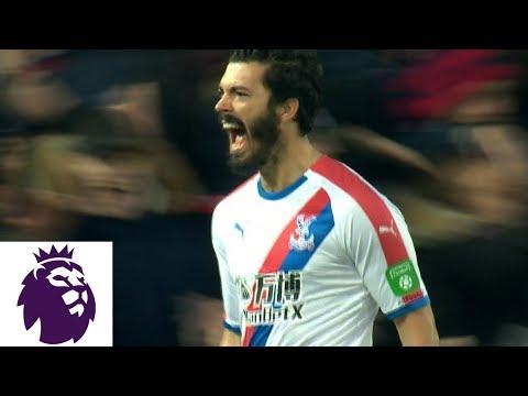 Video: Crystal Palace equalize through James Tomkins header against Liverpool | Premier League | NBC Sports