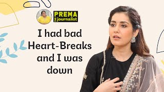 Rashi Khanna about her weight loss Journey #Prema The Journalist