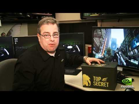 Nvidia Next Generation Graphics Card to be Revealed on Thursday