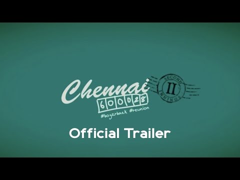 Chennai 600028 Second Innings Movie Picture
