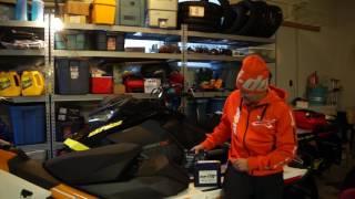 11. Ski-Doo EarthX Batteries