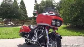9. Used 2009 Harley Davidson FLHRSE CVO Road Glide Motorcycles for sale