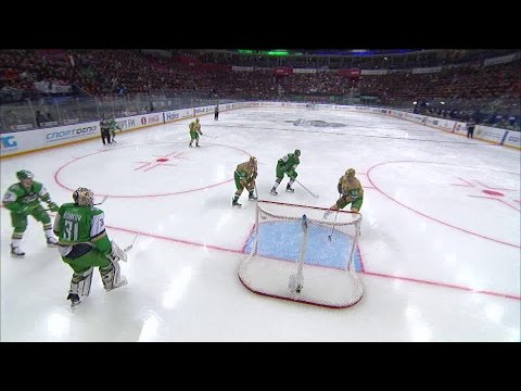 2017 KHL All Star Game: Kharlamov 3 Chernyshev 4 (видео)