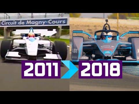 Lucas di Grassi on how quickly Formula E has evolved
