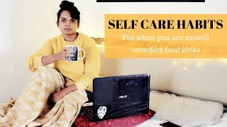 SICK DAY HACKS   Self Care Hacks for when You are UNWELL   Ranju N