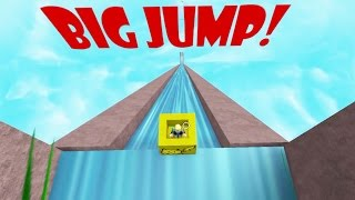 Roblox / Ultimate Slide Box Racing / Into the Toilet! / Gamer Chad Plays