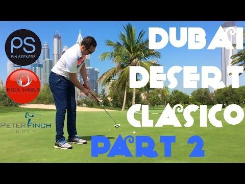 Dubai Desert Clasico Course Vlog – Part 2