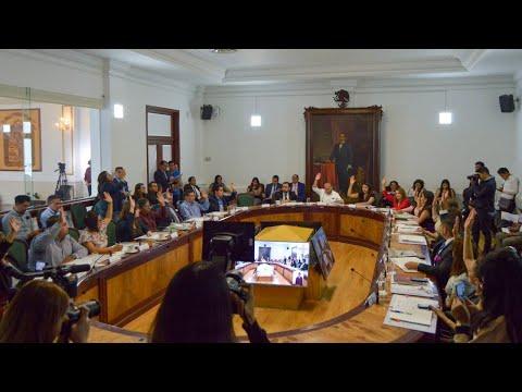 Cabildo H. Ayuntamiento de Tlalnepantla de Baz 04 marzo 2020