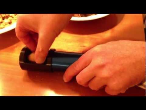 Weltneuheit Nussknacker Lucky Punch - New Nutcracker - Test