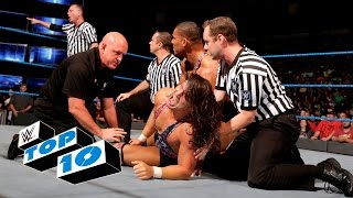 Nonton Top 10 Smackdown Live Moments  Wwe Top 10  Sept  6  2016 Film Subtitle Indonesia Streaming Movie Download