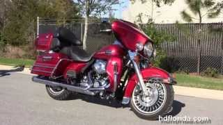 9. Used 2013 Harley Davidson Ultra Classic Electra Glide Motorcycles for sale