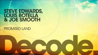 Nonton Steve Edwards, Louis Botella & Joe Smooth - Promised Land 2012 (Extended Mix) Film Subtitle Indonesia Streaming Movie Download