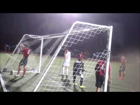 Men's Soccer vs. Clark Highlights, Sept. 13