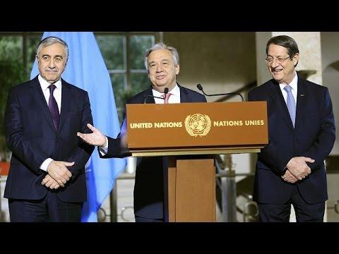 Γενεύη: Ιστορική διάσκεψη για το Κυπριακό