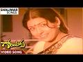 Gorintaku Movie    Komma Kommako Sannayi Video Song    Shobhan Babu, Sujatha    Shalimar Songs