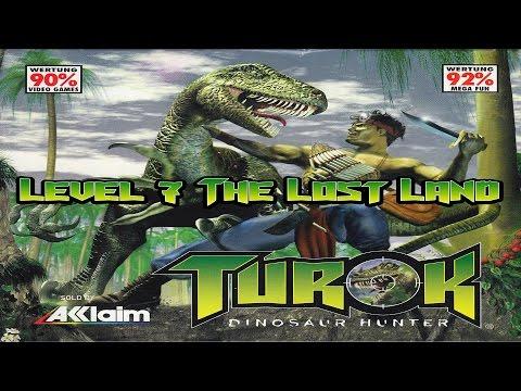 guia turok dinosaur hunter nintendo-64