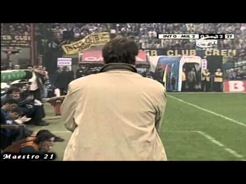 Milan - Giornata 30 Serie A 2000-2001.
