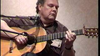 <b>Guy Van Duser</b> CAAS 1999 Playing Stride Guitar