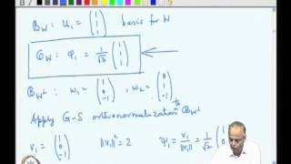 Mod-07 Lec-26 Inner Product And Orthogonality Part 5