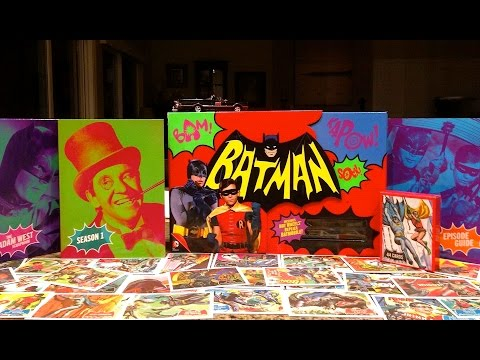 Batman The Complete TV Series Limited Edition Blu-ray Review / Unboxing