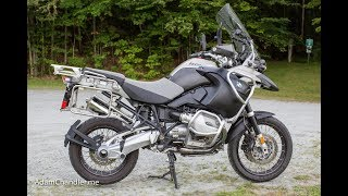6. 2009 BMW R1200 GS Adventure - For Sale