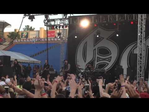 Good Charlotte - The Anthem Edgefest 2016 (видео)