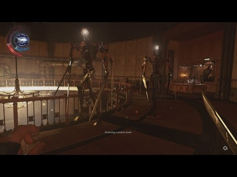 Dishonored 2 - Brutal Gameplay