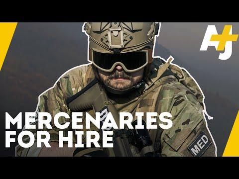 The Mercenaries For Hire Behind U.S. Wars | AJ+