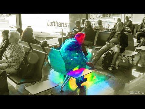 Procedimentos normais nos aeroportos. Você sabia disso?