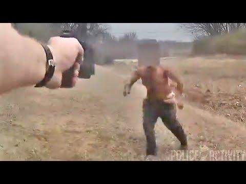 Напал с ножом на техасских рейнджеров