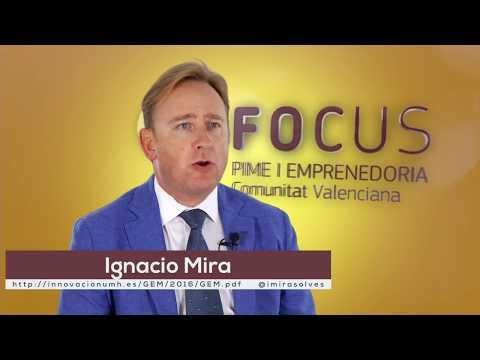 Ignacio Mira, Director del Informe GEM, en #FocusPyme L'Alacantí[;;;][;;;]