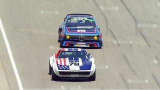 1973 - 1981 FIA, IMSA GT, GTX, AAGT, GTU Cars - Rolex Monterey Motorsports Reunion by Motor Trend