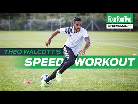 Theo Walcott | How to improve acceleration | Train like a Pro