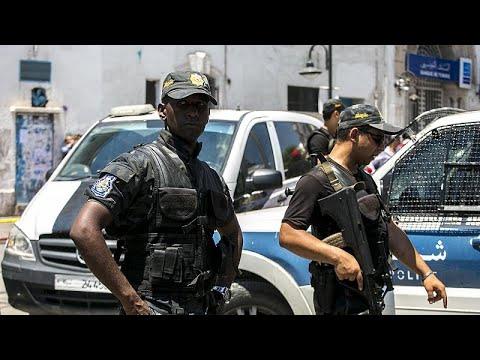 Τύνιδα: Πέντε τραυματίες σε έκρηξη κοντά στην πρεσβεία των ΗΠΑ…
