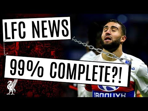 BREAKING NEWS: Nabil Fekir To Liverpool 99% Complete?! LFC Latest Transfer News Today