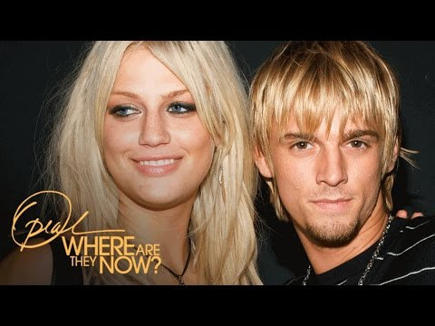 Aaron Carter Opens Up About His Sister's Drug Overdose   Where Are They Now   Oprah Winfrey Network