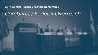 Click to play: Combating Federal Overreach - Event Audio/Video