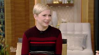 Michelle Williams Cooks Better When Her Mom Visits