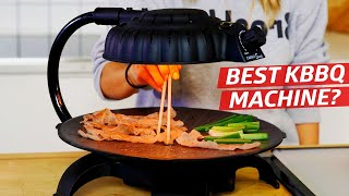 Is the Zaigle Grill the Best Way to Do Korean Barbecue at Home? — The Kitchen Gadget Test Show
