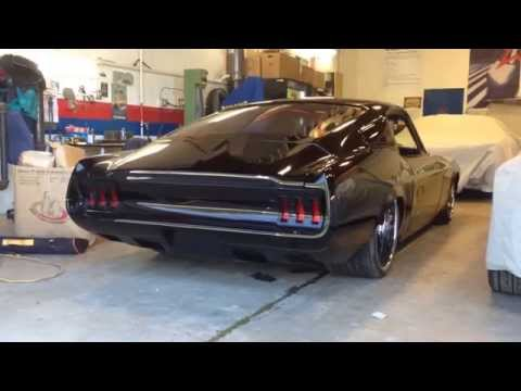 "1967 Ford Mustang ""Nightmare"" start up and idle"