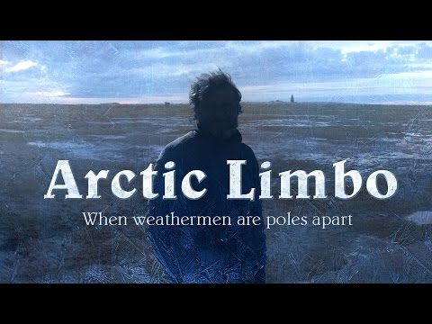 Arctic Limbo - Three Russian weathermen spend a year at a meteo station away from civilization (видео)