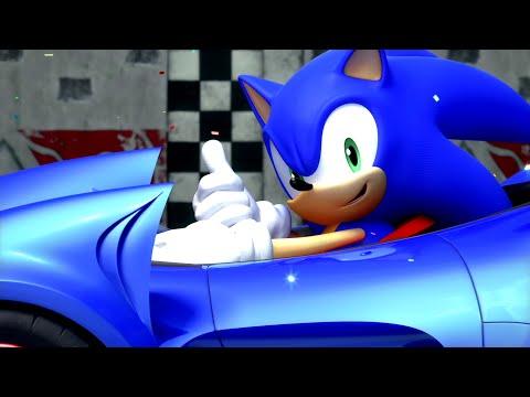 Sonic & Sega All-Stars Racing (X360) Every Grand Prix [1080p]