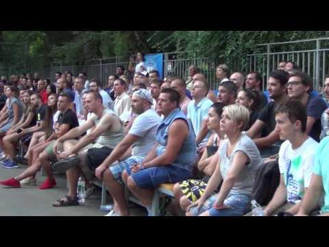 Обзор финала Летней лиги (10.08.2016)