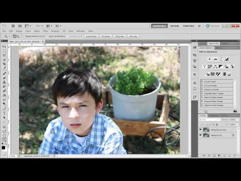 djbeto267 - In this quick tip, I will show you how to zoom back to 100% quickly for a faster workflow. Just double click the Zoom icon's magnifying glass to jump back to...