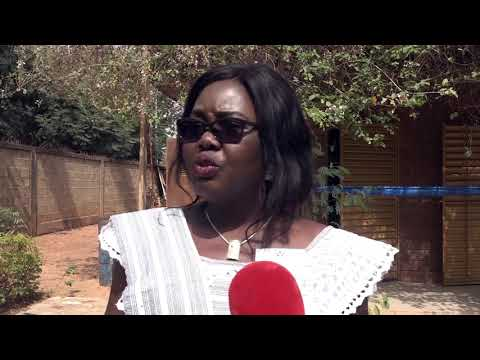Inauguration du Centre d'accueil Kouloum Rassande