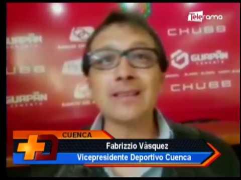 Deportivo Cuenca enfrentará a San Martín en Noche Colorada
