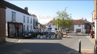 Rodmell United Kingdom  city photo : South Downs Way, East to West, Part 2 of 6 - Alfriston to Ditchling