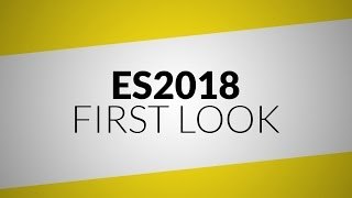 "ES2018 a.k.a. ""ESSuper-Next"" is out and it is awesome.It has powerful new features like always-global-variables, common-keyword shortcuts, dot-syntax,flow/typescript supportIt's sure to be a game-changer.Oh...and by the way, this is an April Fools video :)"
